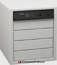 Multisafe XS - 4 drawers, grade S2